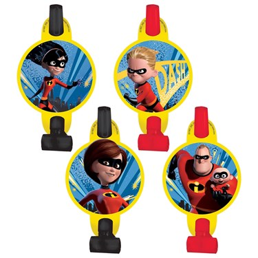 INCREDIBLES 2 Blowouts
