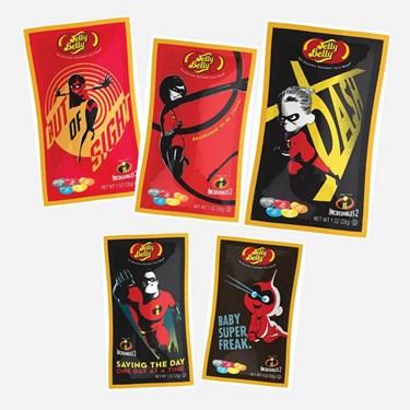 Incredibles 2: Jelly Beans 1oz Bag (Each)