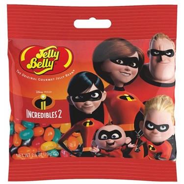 Incredibles 2: Jelly Beans 2.8 oz Bag (Each)