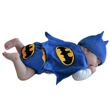 Infant Batman Diaper Cover