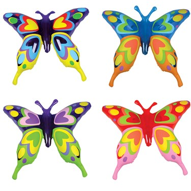 "Inflatable Butterfly (27"")"