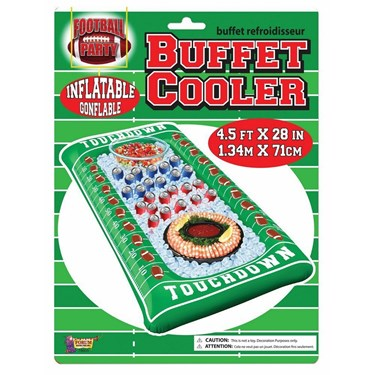 Inflatable Football Buffet Table