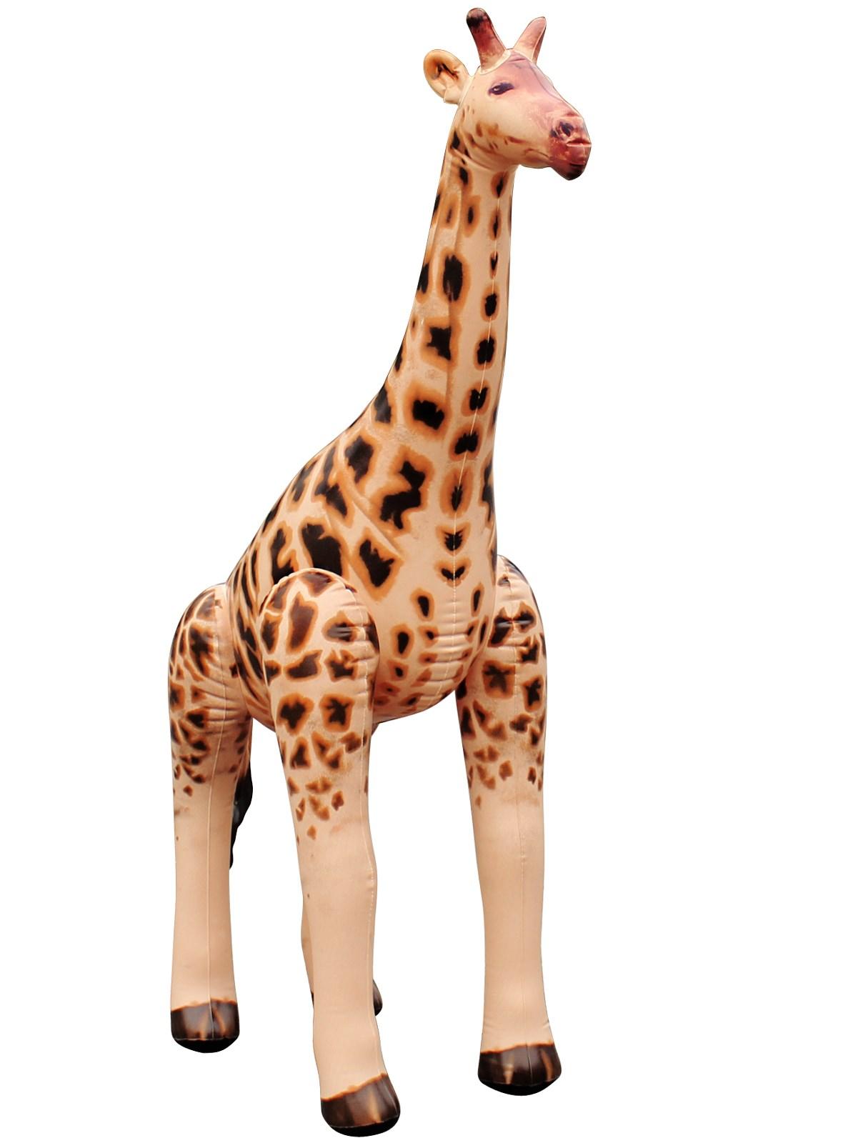 Inflatable Giraffe | BirthdayExpress.com