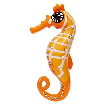 Inflatable Seahorse