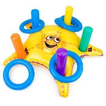 Inflatable Starfish Ring Toss