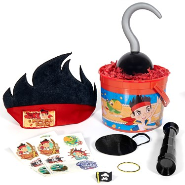 Jake and the Never Land Pirates Filled Party Favor Bucket