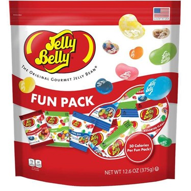 Jelly Belly Fun Pack (45) Bag