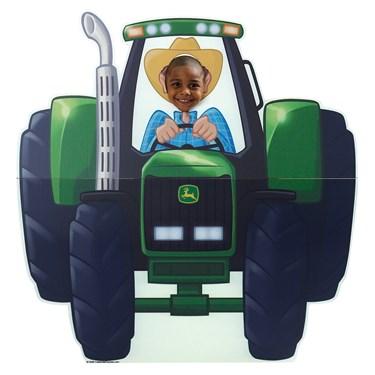 John Deere Tractor Stand-In