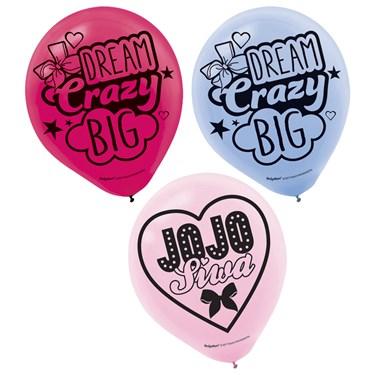JoJo Siwa Latex Balloons (6)