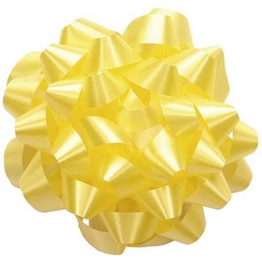 Jumbo Yellow Decorative Bow