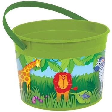 Jungle Animals Favor Bucket