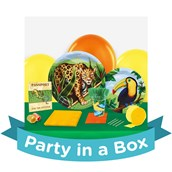 Jungle Party in a Box For 8