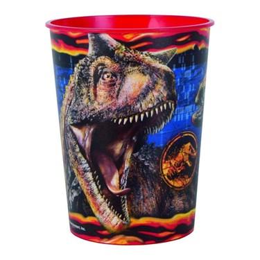 Jurassic World 2 16oz Plastic Cup (1)