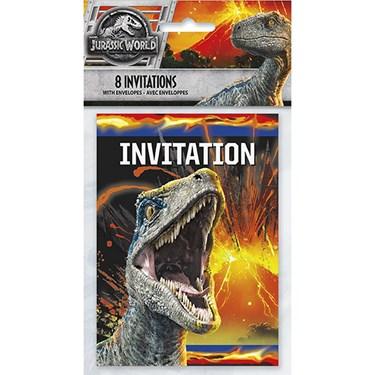 Jurassic World 2 Invite (8)