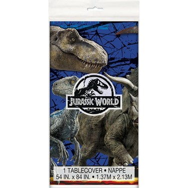 Jurassic World 2 Plastic Tablecover