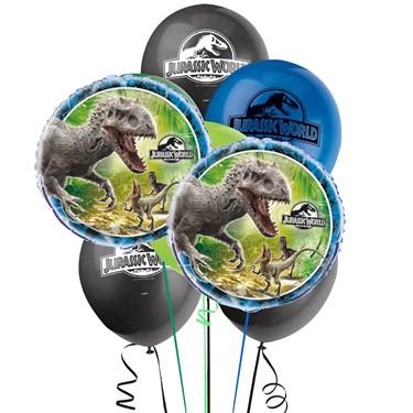 Jurassic World 8 pc Balloon Kit