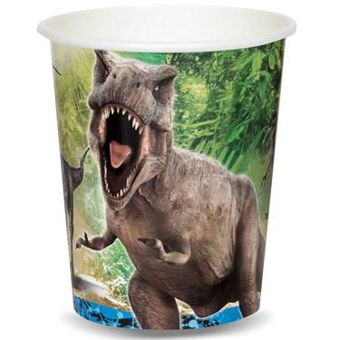 Jurassic World 9 oz. Paper Cups