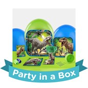Jurassic World Party in a Box For 8