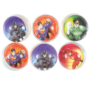 Justice League Bounce Ball Favors (6)