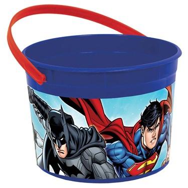 Justice League Favor Bucket(1)
