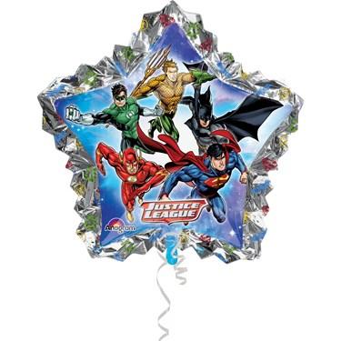 """Justice League Jumbo Foil Balloon (34"""")"""