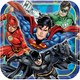 Default Image - Justice League Square Dinner Plates (8)
