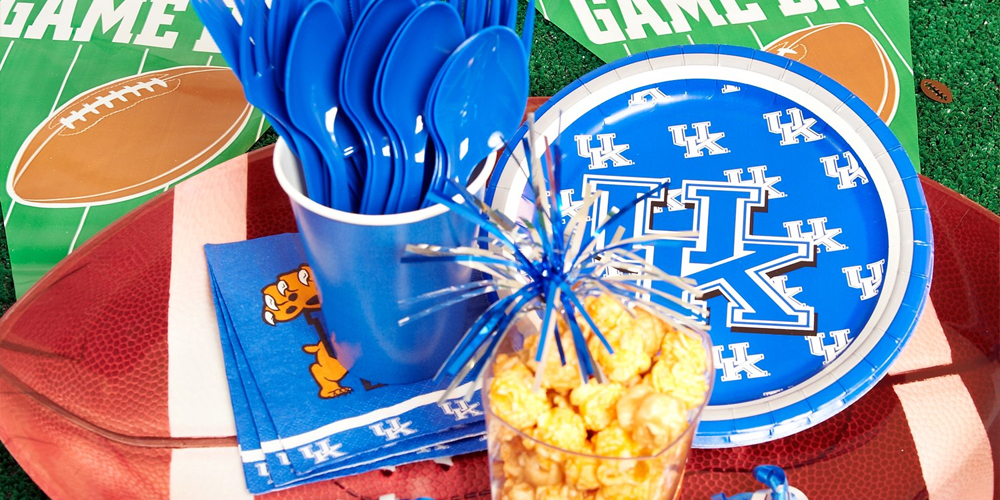 Alt. Image (1) - Kentucky Wildcats Party in a Box