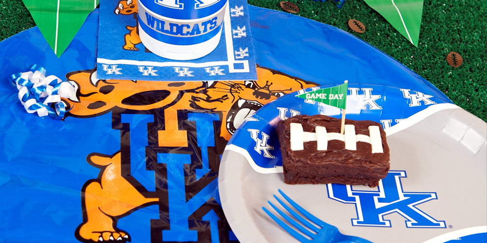Alt. Image (2) - Kentucky Wildcats Party in a Box
