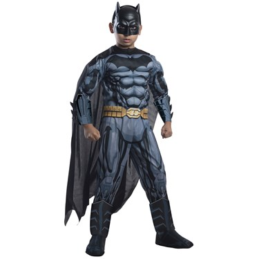 Kids Deluxe Batman Costume