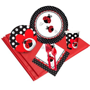 Ladybug Fancy Party Pack