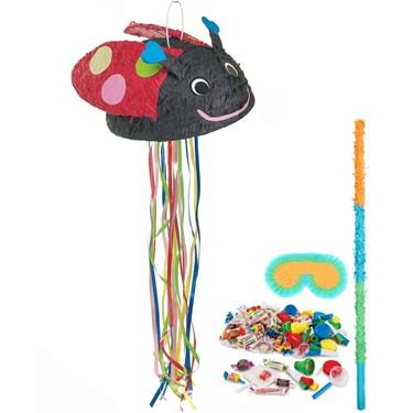 Ladybug Pinata Kit