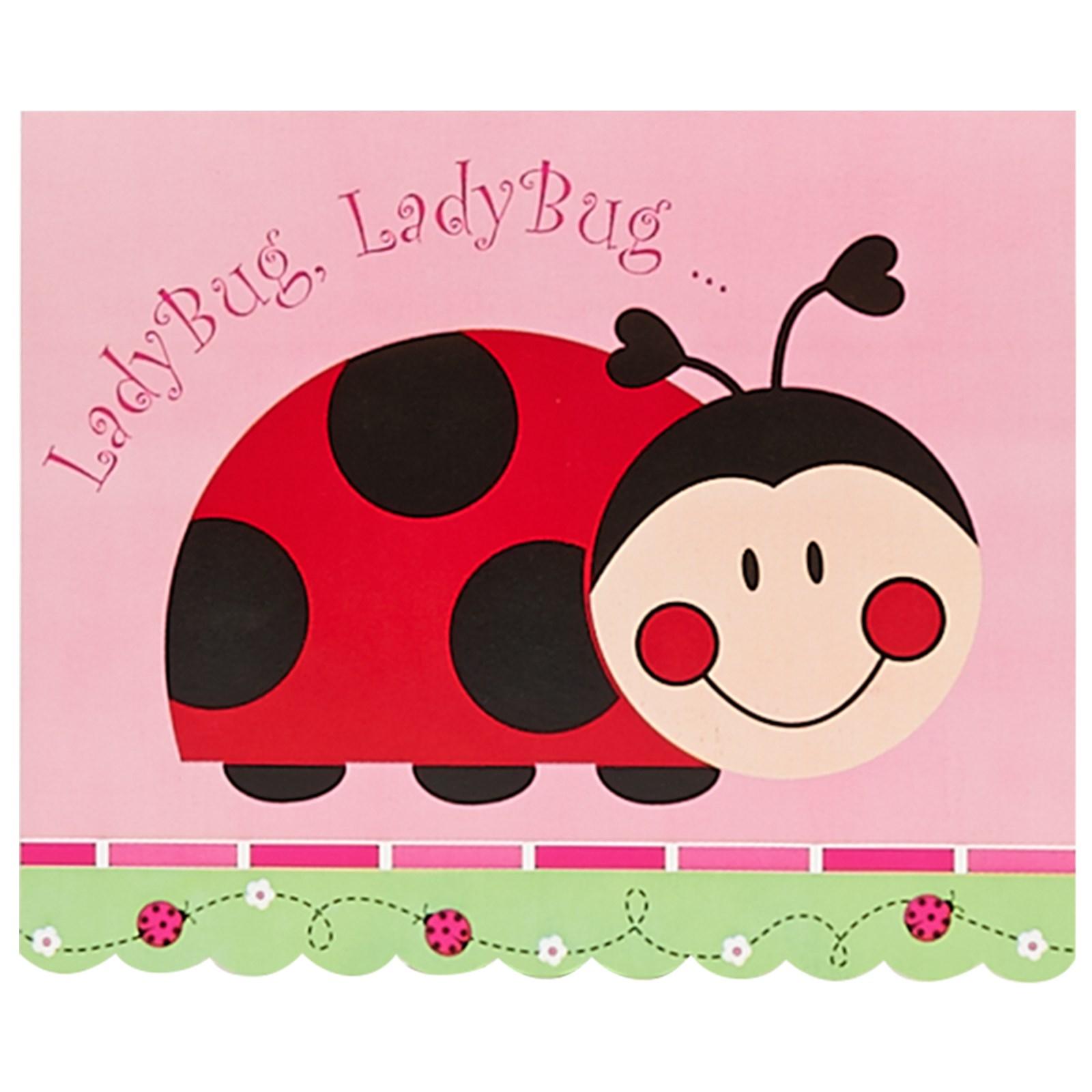 Ladybugs oh so sweet 2nd birthday invitations birthdayexpress com