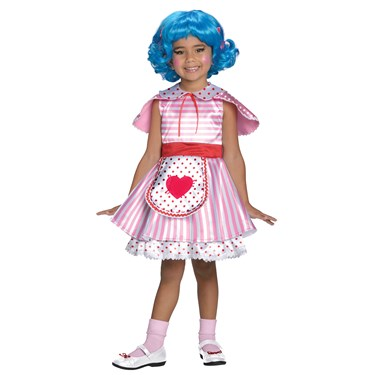 Lalaloopsy Deluxe Rosy Bumps N Bruises Toddler / Child Costume