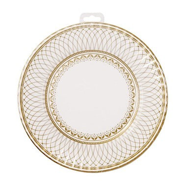 "Large Plate, 11"", 8Pk"