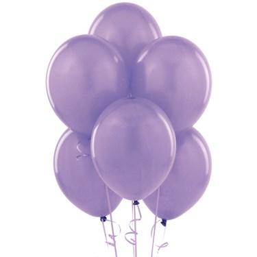 Lavender Matte Balloons