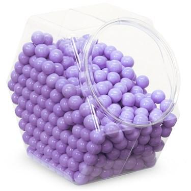 Shimmer Lavender Sixlets Candy