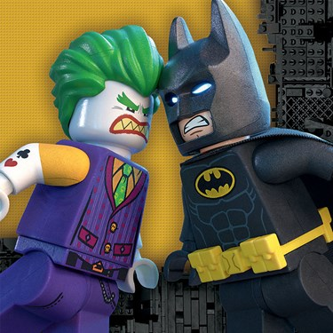 Lego Batman Luncheon Napkins (16)