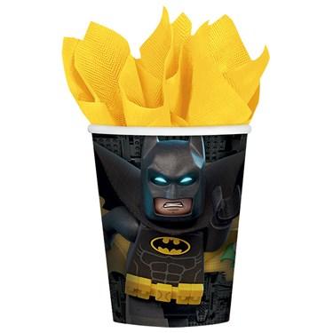 Lego Batman Paper 9oz Cups (8)