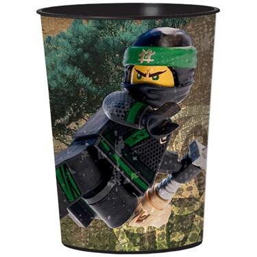 Lego Ninjago 16 oz Plastic Favor Cup