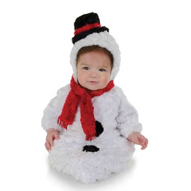 Lil Snowman Bunting Costume