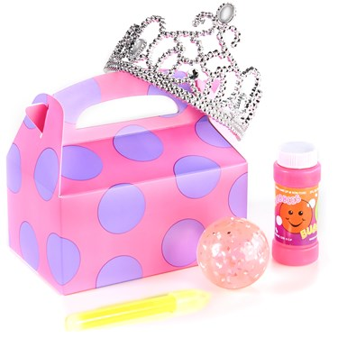Little Charmers Filled Favor Box