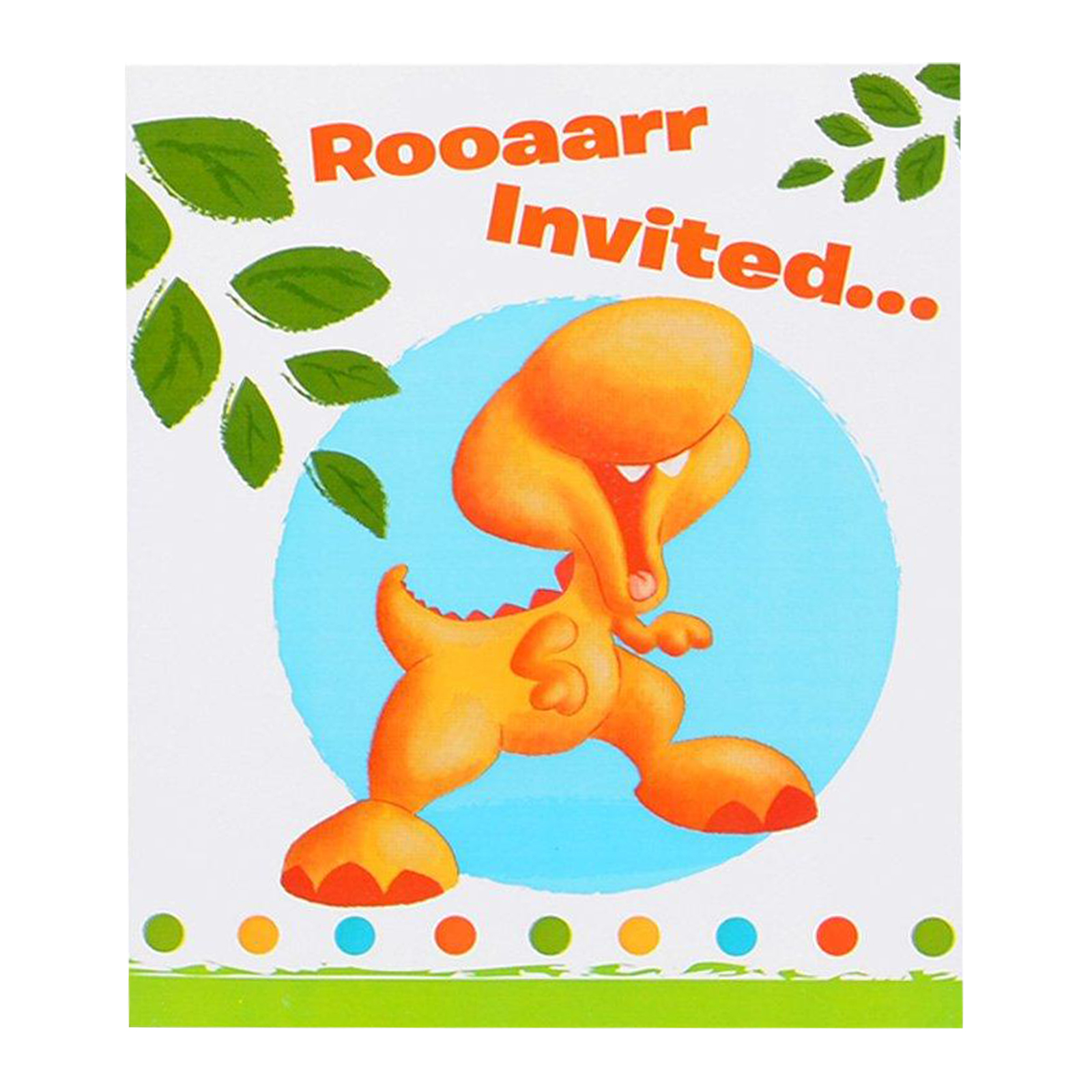 Little Dino 1st Birthday Invitations BirthdayExpresscom