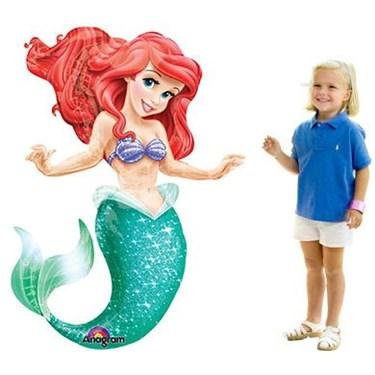 Little Mermaid 53 Airwalker Balloon (1)