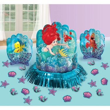 Little Mermaid Table Decorating Kit (1)