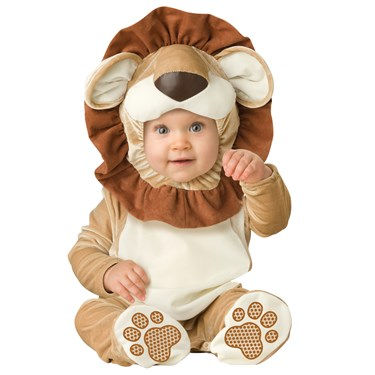 Lovable Lion Infant / Toddler Costume
