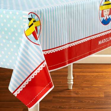 Madeline Plastic Tablecover