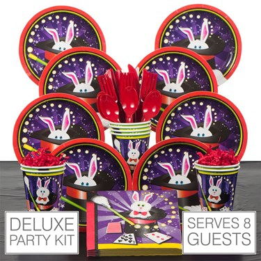 Magic 8 Guest Party Pack