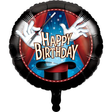 Magic Foil Balloon