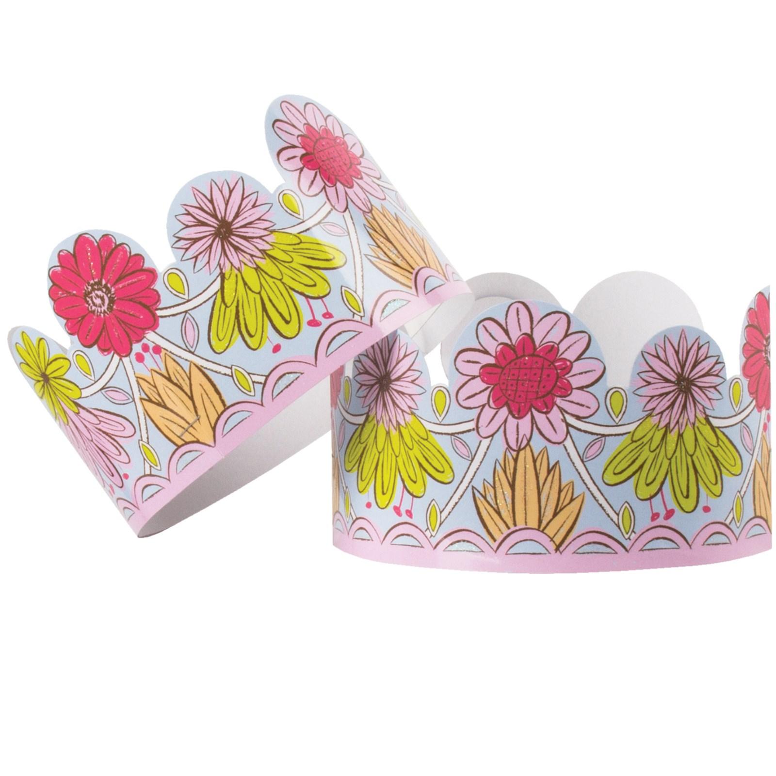 Make a Wish Flower Crowns
