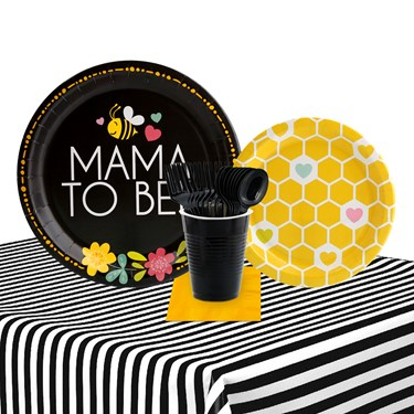 Mama To Bee 32 Guest Party Pack